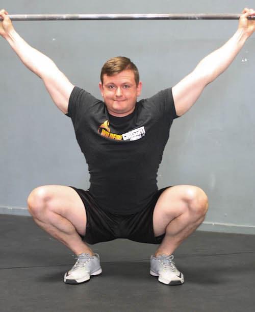 Jamie Gresik in Phoenix - WildFire CrossFit