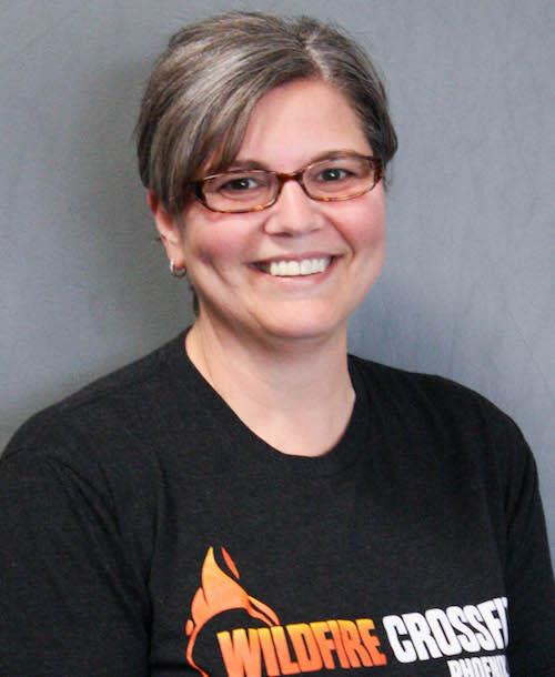 Sheri Campisi in Phoenix - WildFire CrossFit