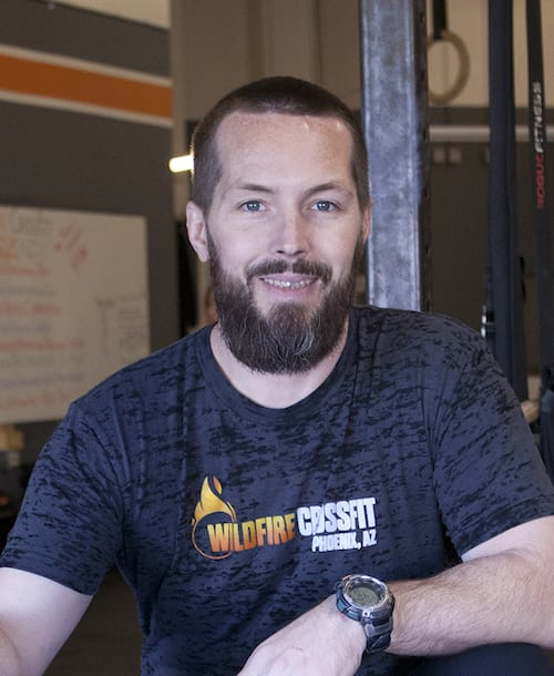 Skip Divelbiss in Phoenix - WildFire CrossFit