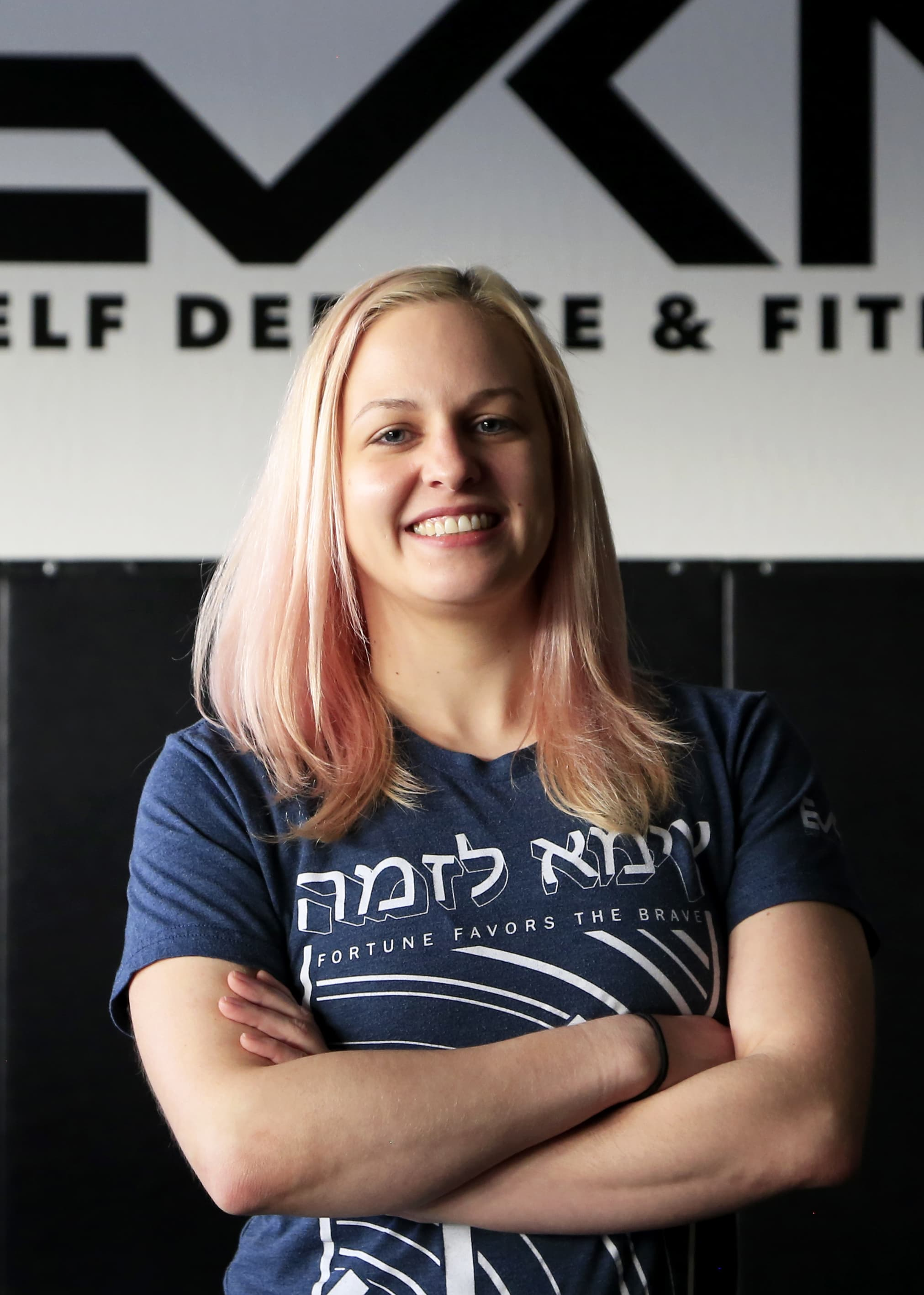 Michele Harrison in Tempe - EVKM Self Defense & Fitness
