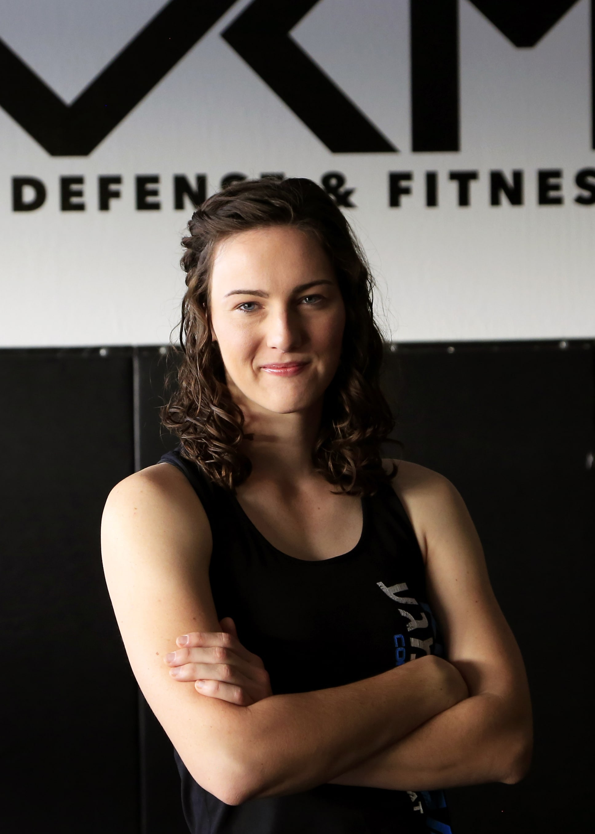 Janele Brinkman in Tempe - EVKM Self Defense & Fitness