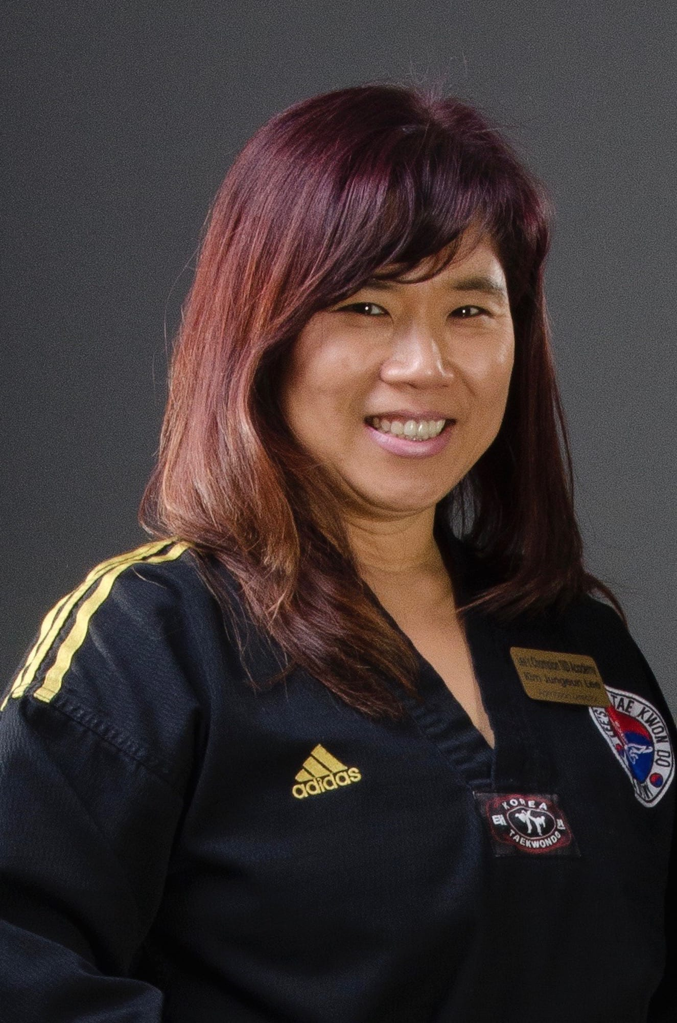 Master Kim Jung Eun Lee in Shoreview - Lee's Champion Taekwondo Academy