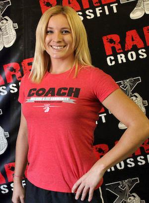 Sharon Adamavage in Fredericksburg - RARE CrossFit
