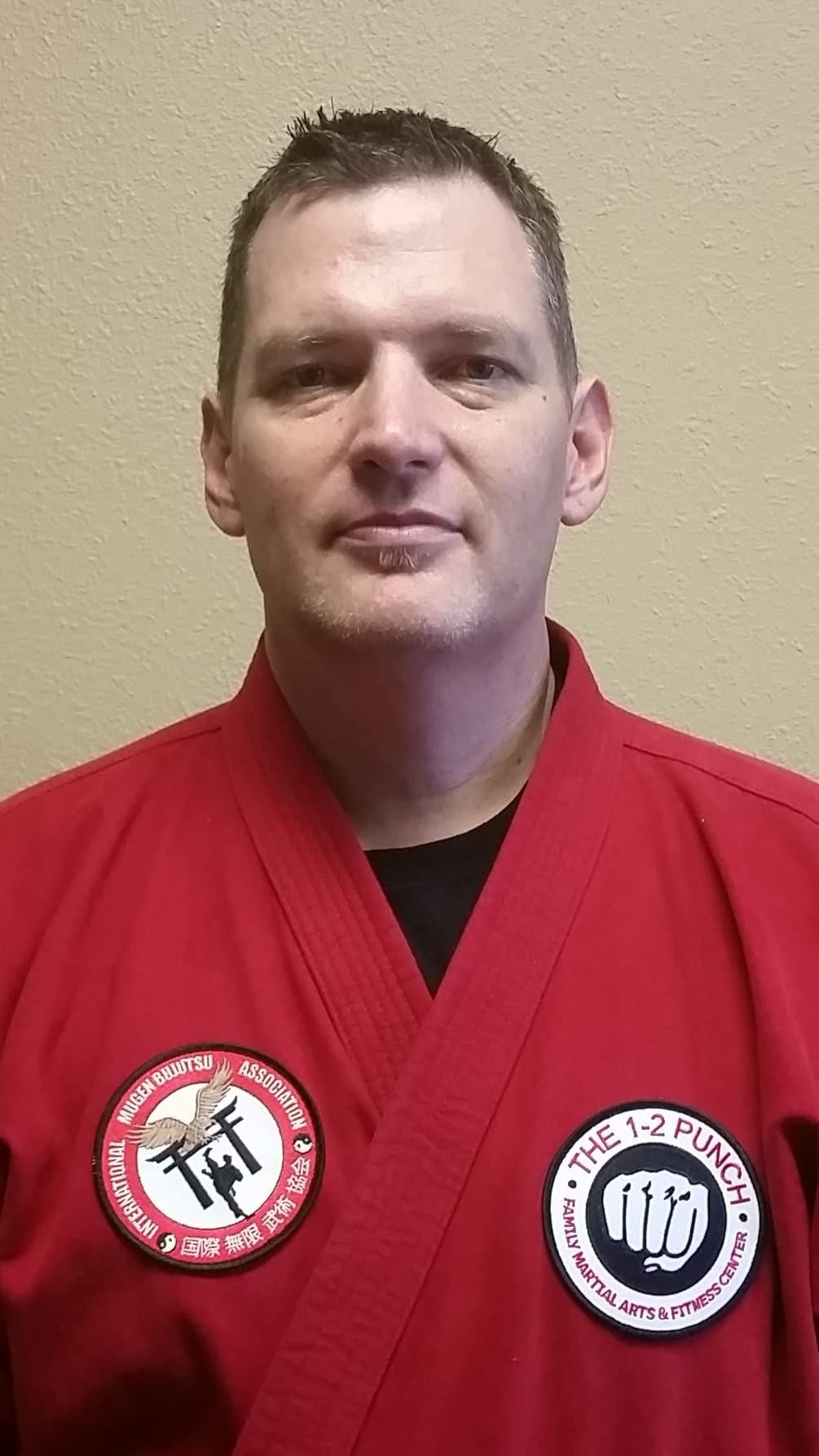 Scott Goers in Lake Forest - The 1-2 Punch Martial Arts