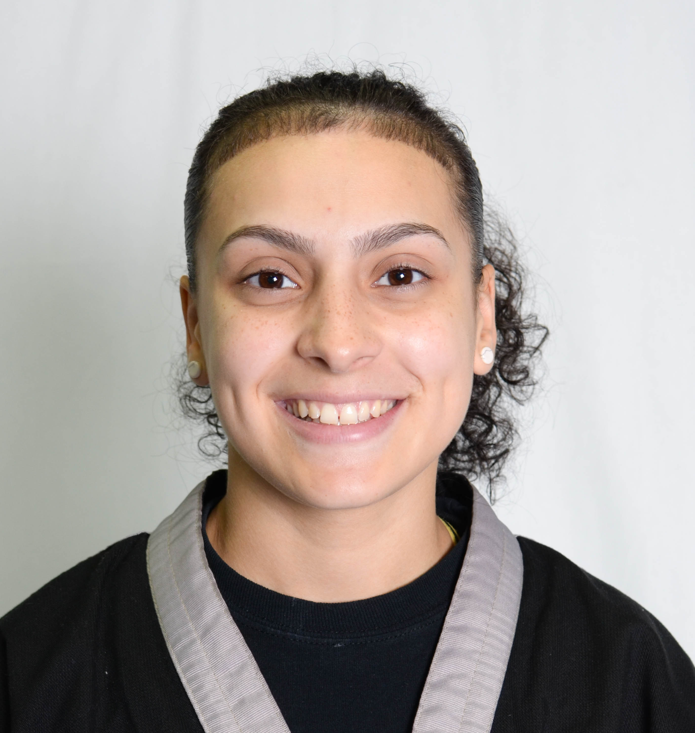 Jaritza Santiago in Paterson - Elite Black Belt Academy