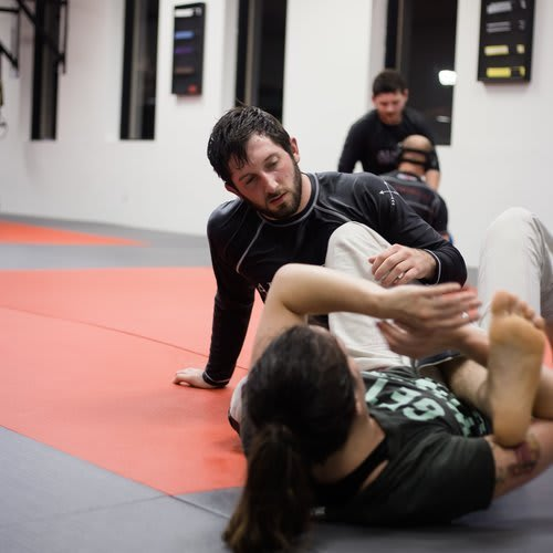Dan Lee in Smithtown - 10th Planet Jiu-Jitsu Long Island