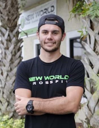 Michael Johnston in Fort Myers - New World Defense And Fitness