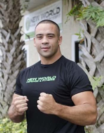 Will Ballester in Fort Myers - New World Defense And Fitness