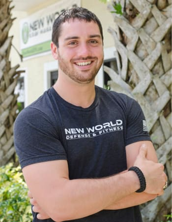 Jeff Liddle in Fort Myers - New World Defense And Fitness