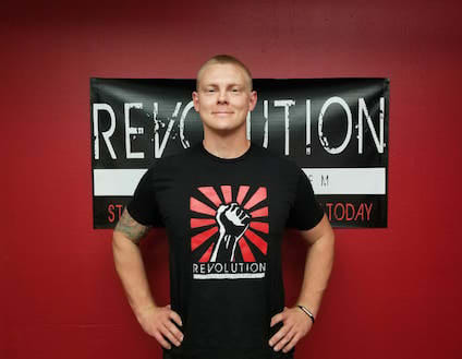 Matt Zaborowski in Tempe - Revolution Training System