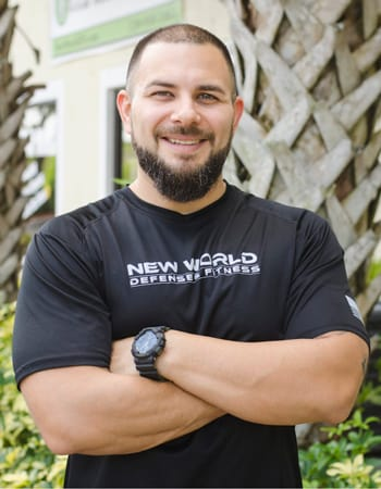 Fabian Feebles in Fort Myers - New World Defense And Fitness