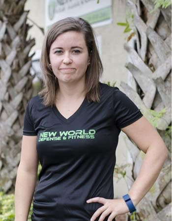Leah Hassell in Fort Myers - New World Defense And Fitness