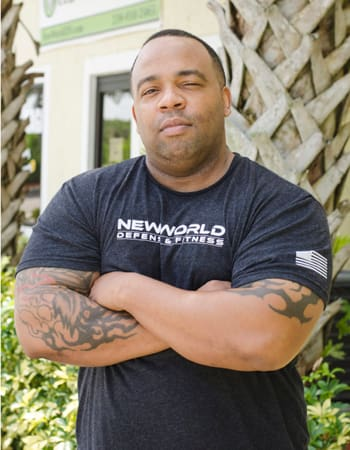 Chris Poindexter in Fort Myers - New World Defense And Fitness