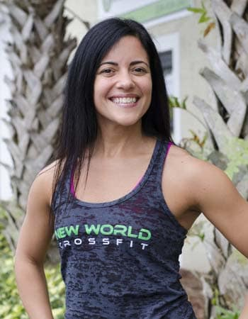 Lissette Lopez in Fort Myers - New World Defense And Fitness