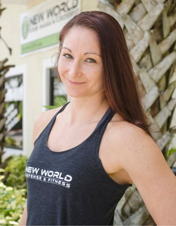 Jennifer Mauser in Fort Myers - New World Defense And Fitness