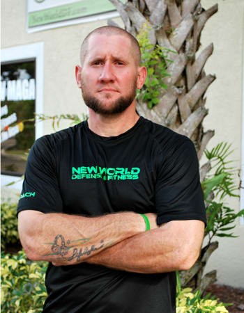 Christopher Hurst in Fort Myers - New World Defense And Fitness