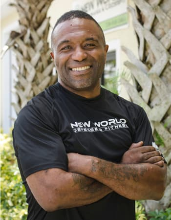 Webster Lyons in Fort Myers - New World Defense And Fitness