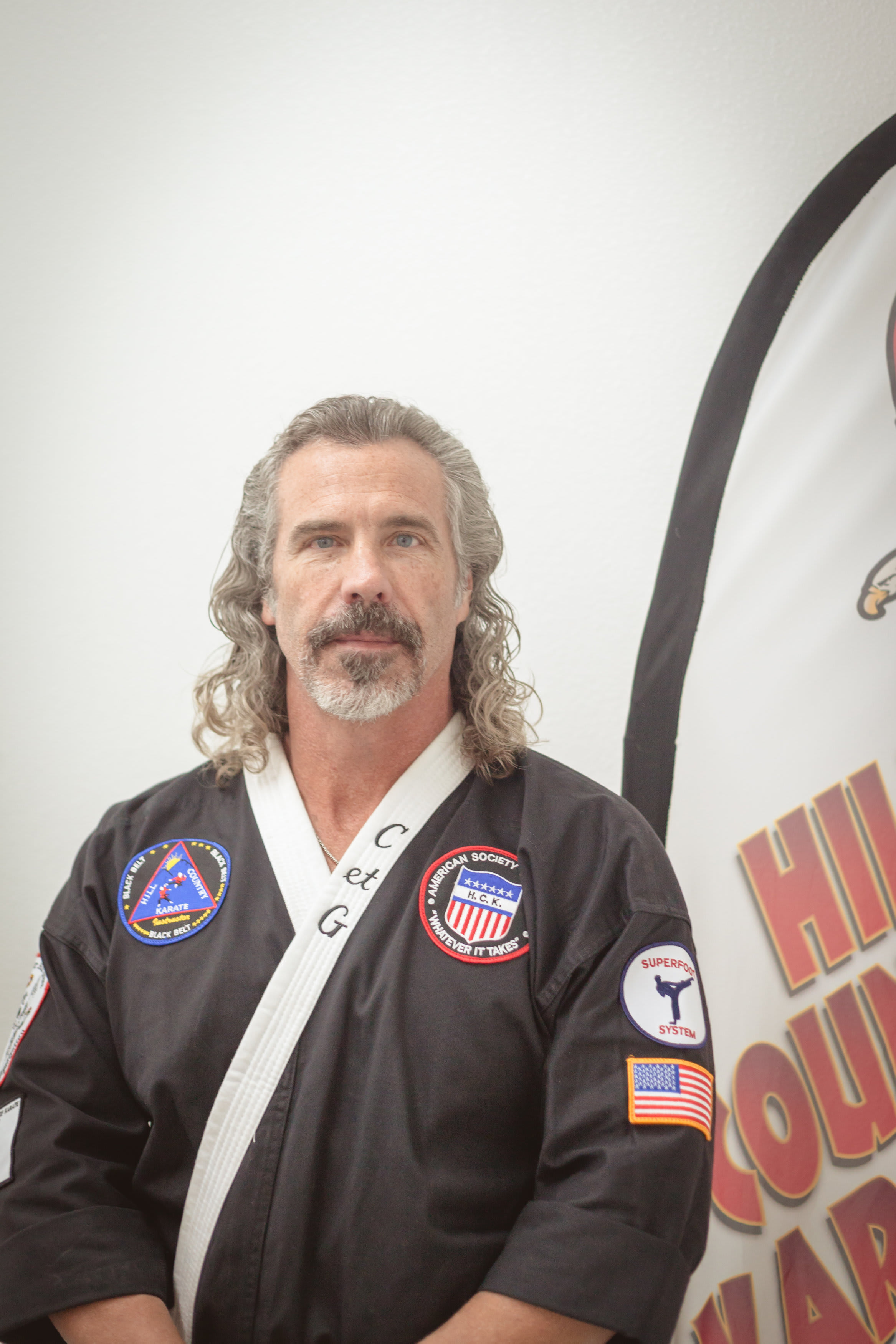 Nick W. Smith in New Braunfels - Hill Country Karate