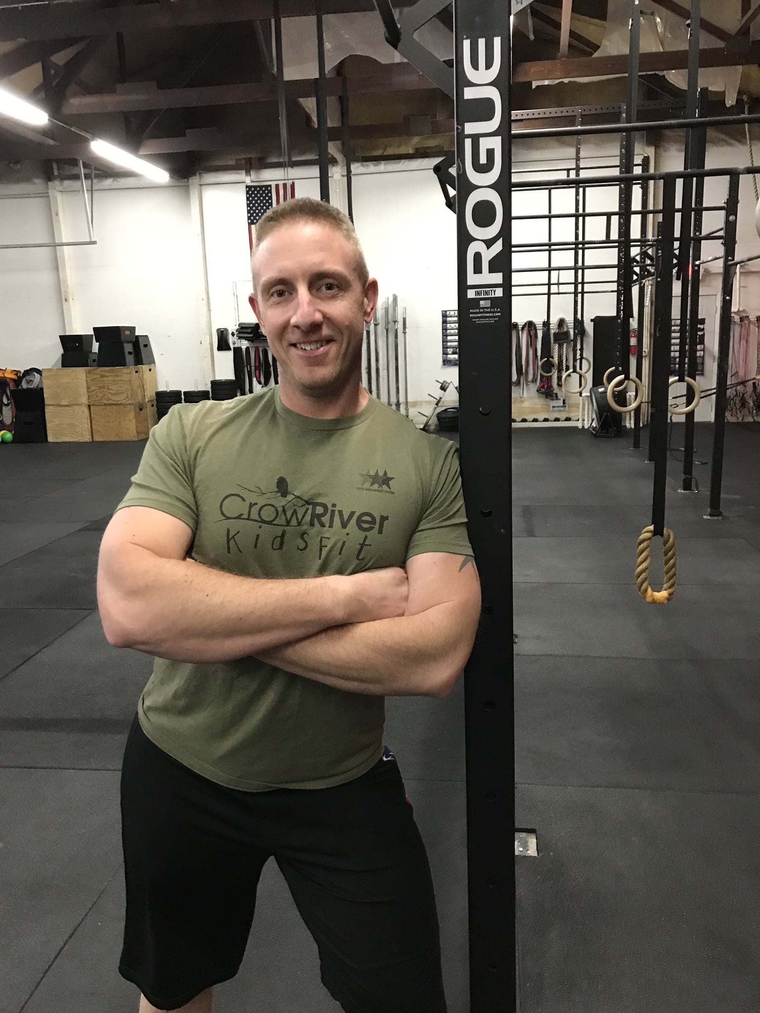 Mike Klaphake  in Delano - Crow River CrossFit