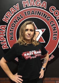 Becky Abelson in 	 Northbrook - Alpha Krav Maga Compound