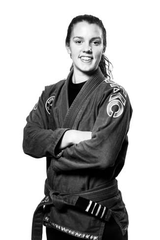 Colleen Merullo in Portsmouth - Bushido Mixed Martial Arts Academy