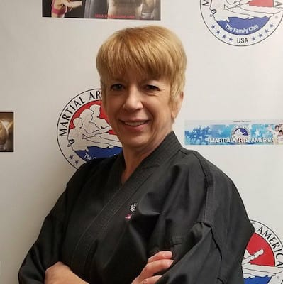 Lori Edwards in Greendale - Martial Arts America