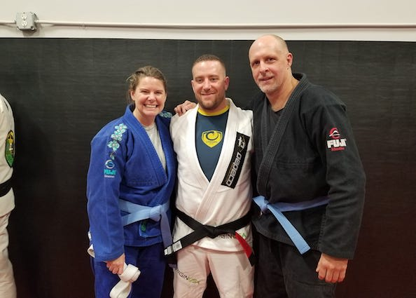Mike Guzzo in Hanover - Thurston Martial Arts