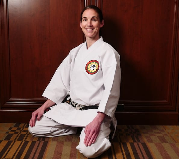 Alison Thurston in Hanover - Thurston Martial Arts