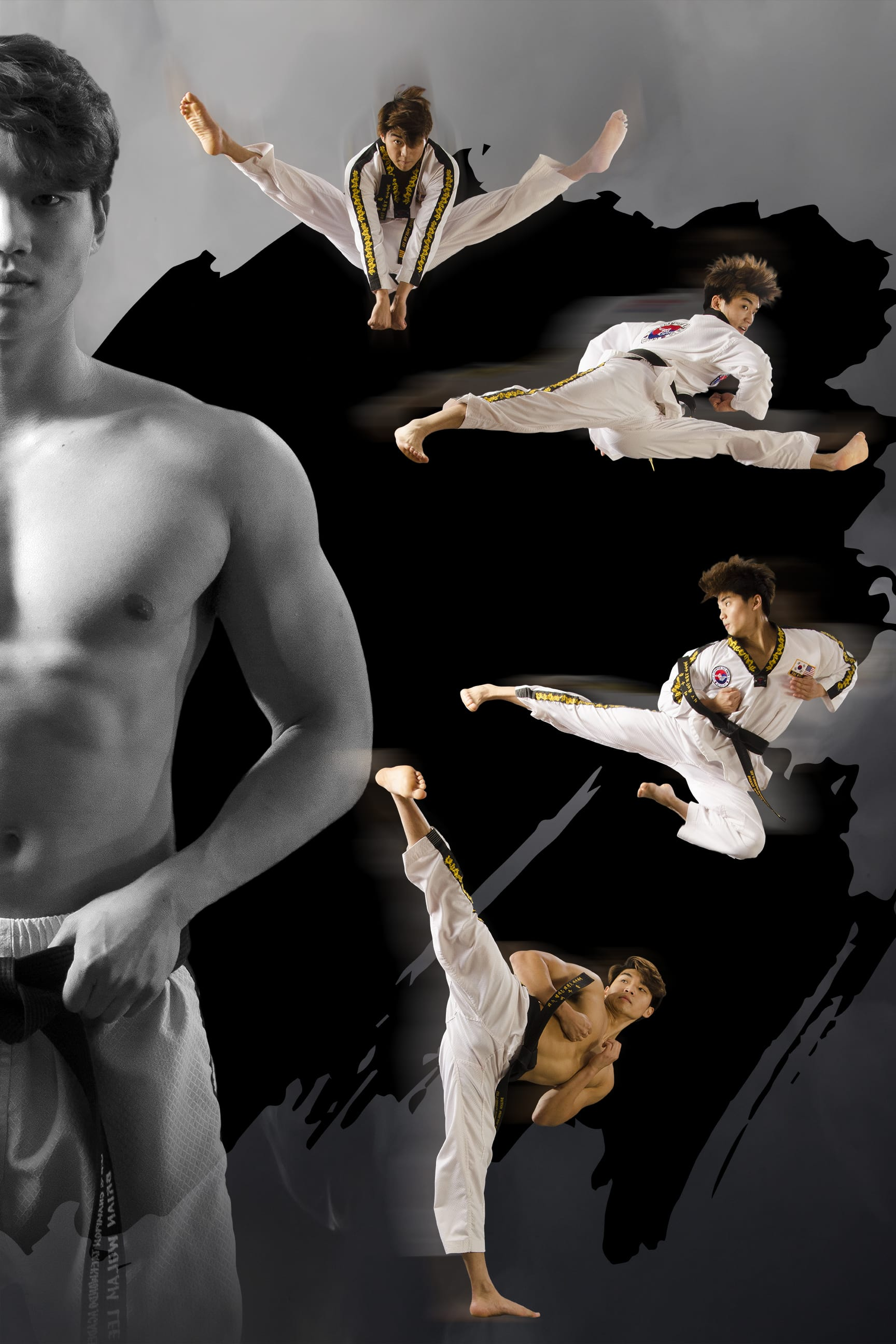 Master Brandon H Lee in Shoreview - Lee's Champion Taekwondo Academy