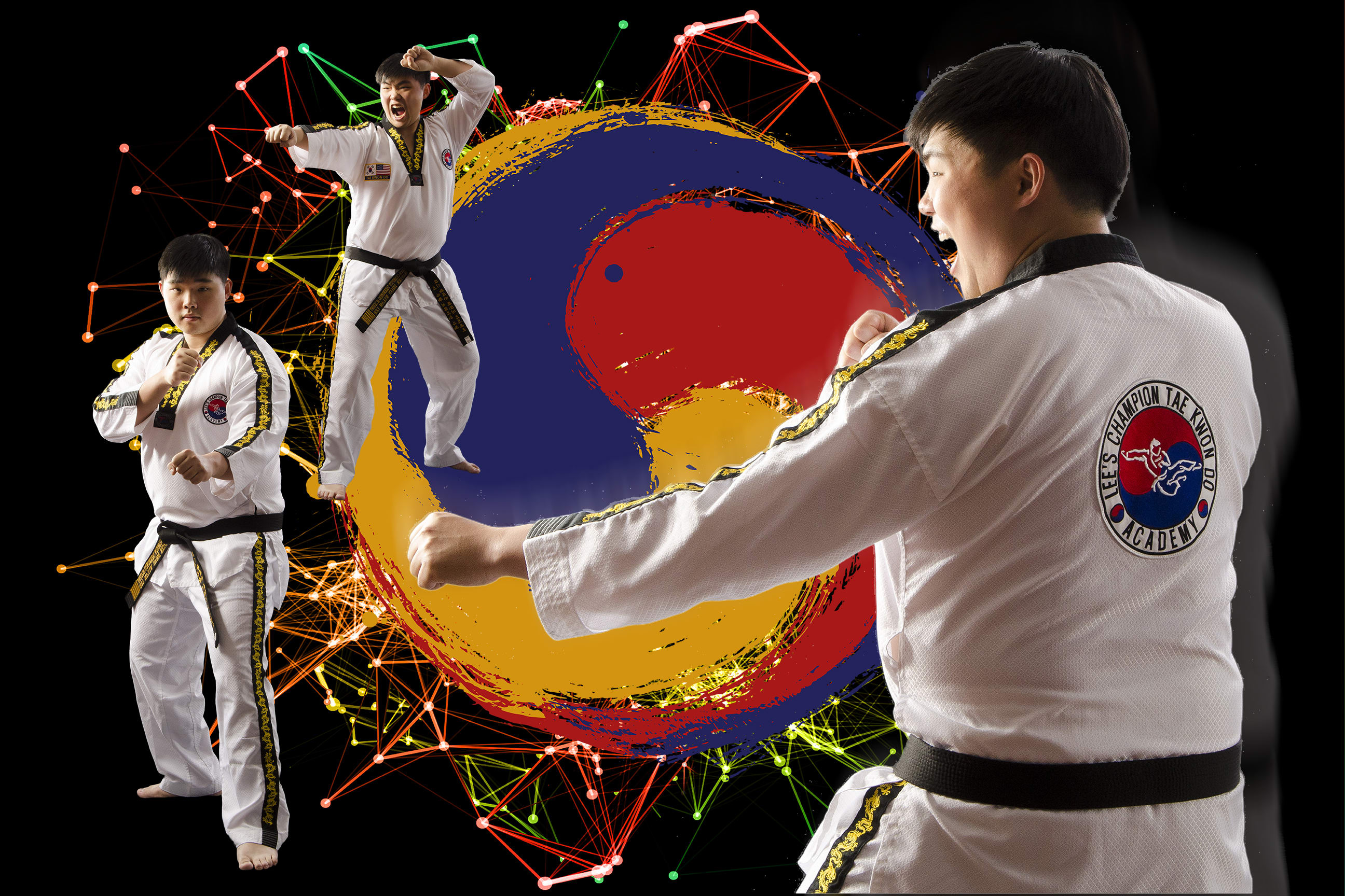 Master Brian Wulam Lee in Shoreview - Lee's Champion Taekwondo Academy