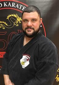 Jason Nackord in Wayne - Nackord Karate System