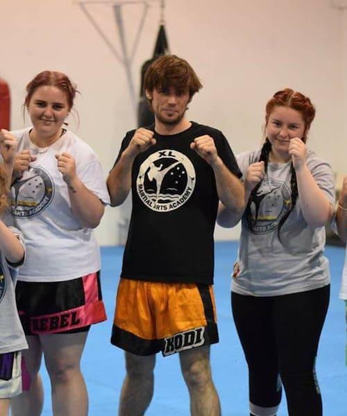 Kickboxing mandurah