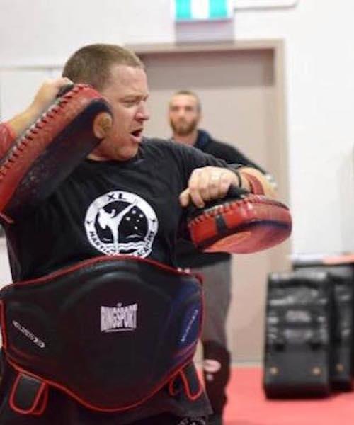 Tony Fisher in Mandurah - XL Martial Arts Academy