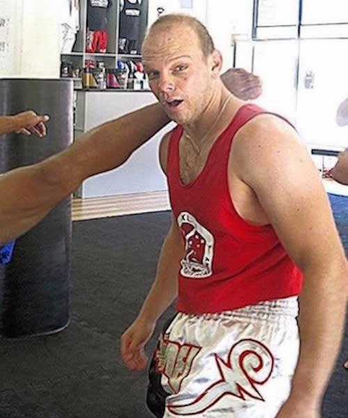 Brett Dunn in Mandurah - XL Martial Arts Academy