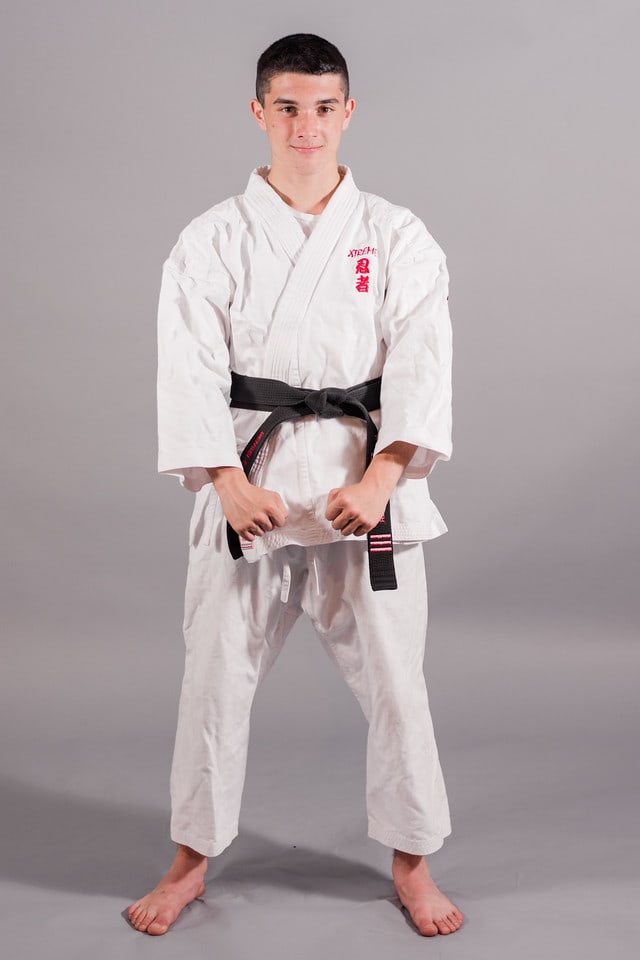 Aidan Falvey in Medford - Xtreme Ninja Martial Arts Center