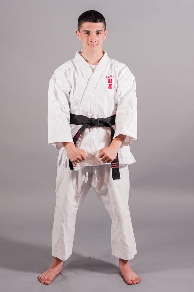 Aidan Falvey in Medford - Xtreme Ninja Martial Arts Center