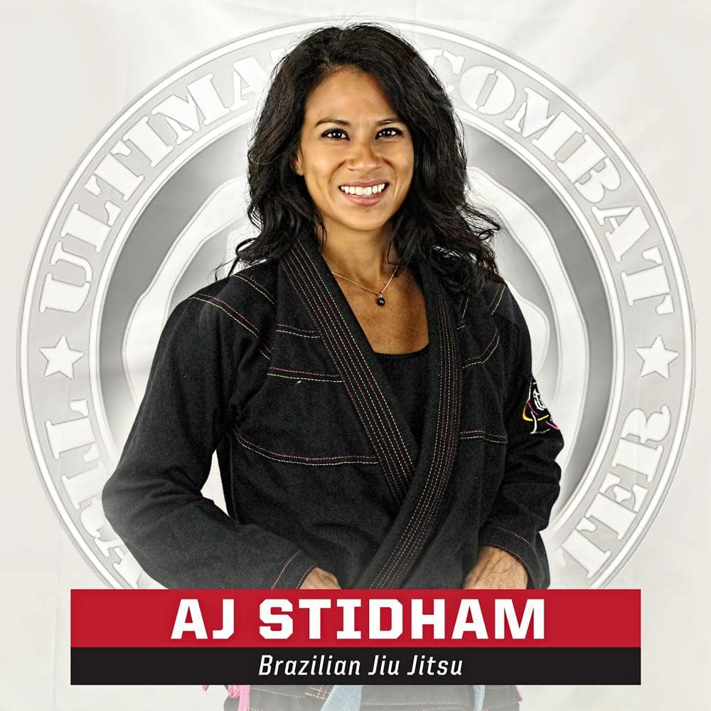 AJ Stidham in Salt Lake City - Ultimate Combat Training Center