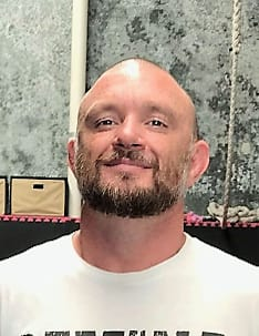 Aaron Cadd in Port Kennedy - Gemina Mixed Martial Arts
