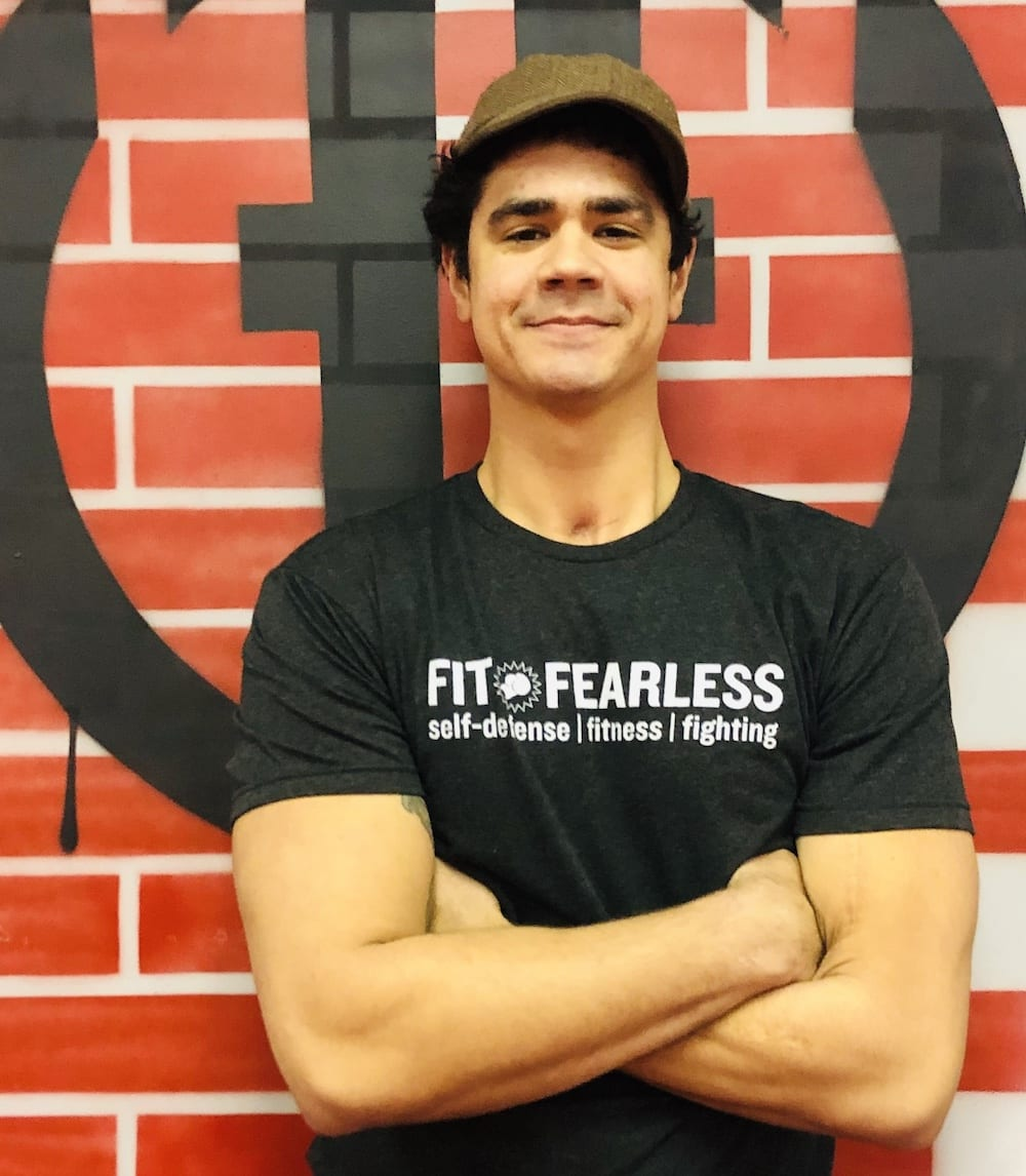Aaron Wood in Austin - Fit & Fearless