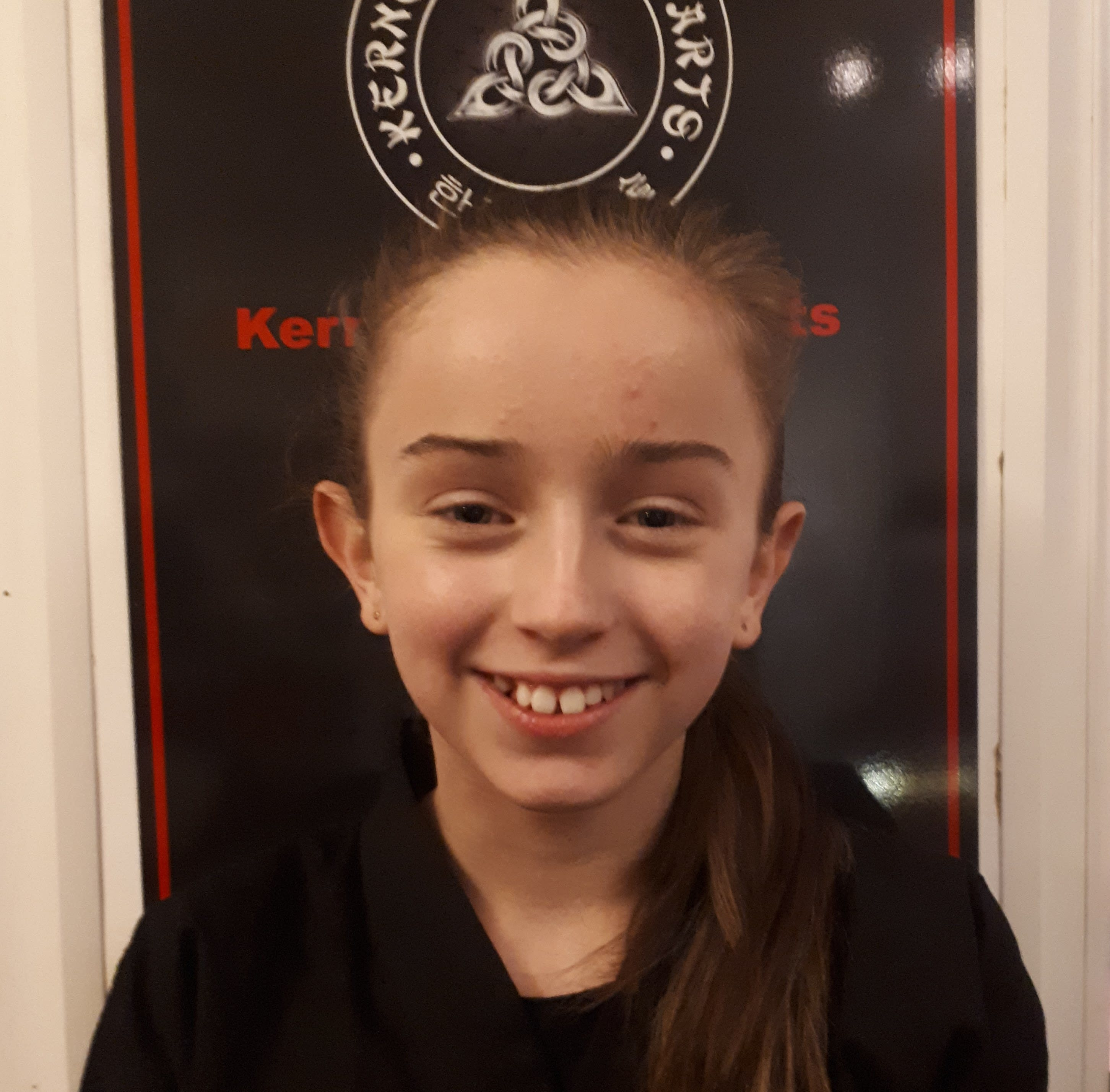 Abbey Wherry in St. Austell - Kernow Martial Arts