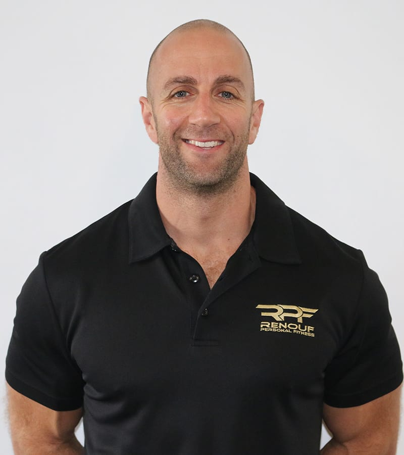 Adam Mola in Perth - Renouf Personal Fitness