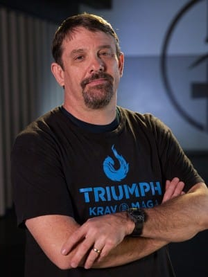 Adam Watts in Metairie - Triumph Krav Maga