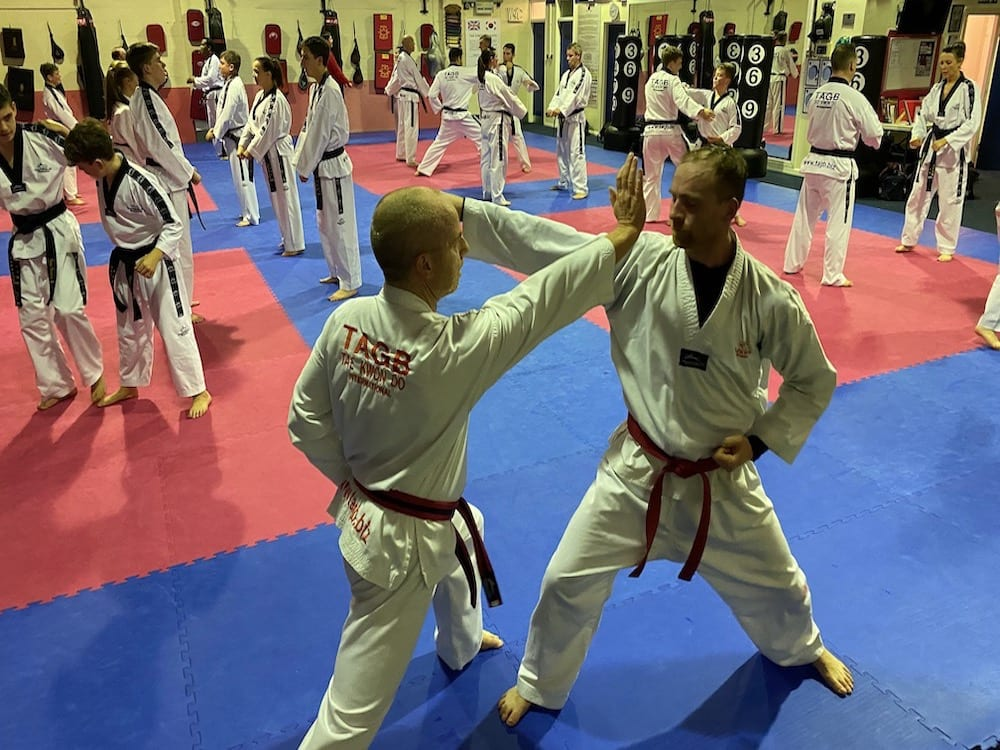 Kids Martial Arts near Wirral