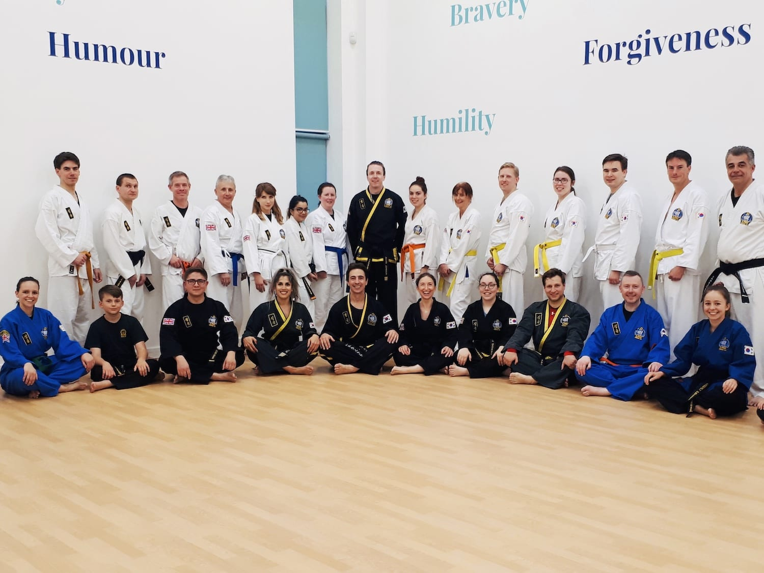 Adult Martial Arts near EARLSFIELD