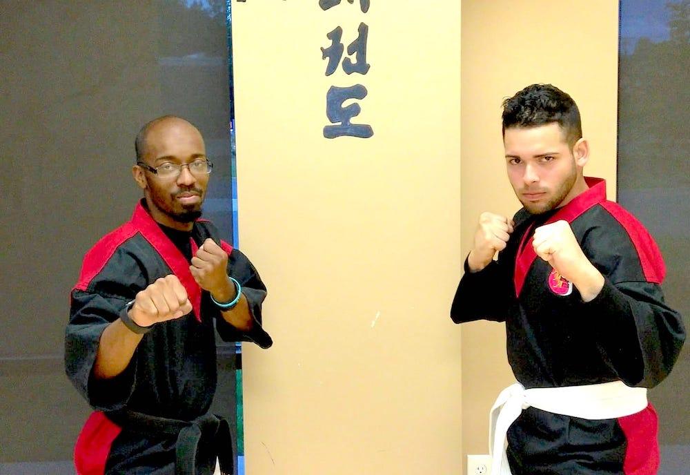 Adult Martial Arts near Harrisburg