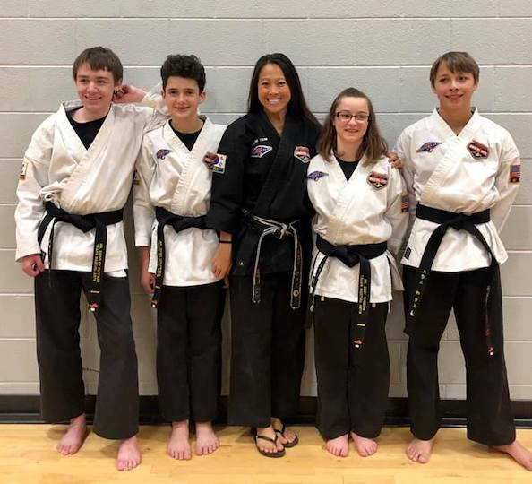 Adult Martial Arts near Loveland