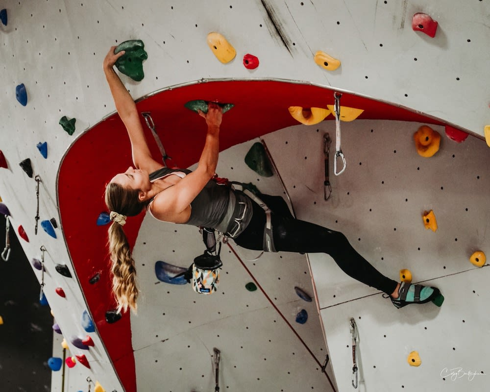 Adult Rock Climbing near Wichita