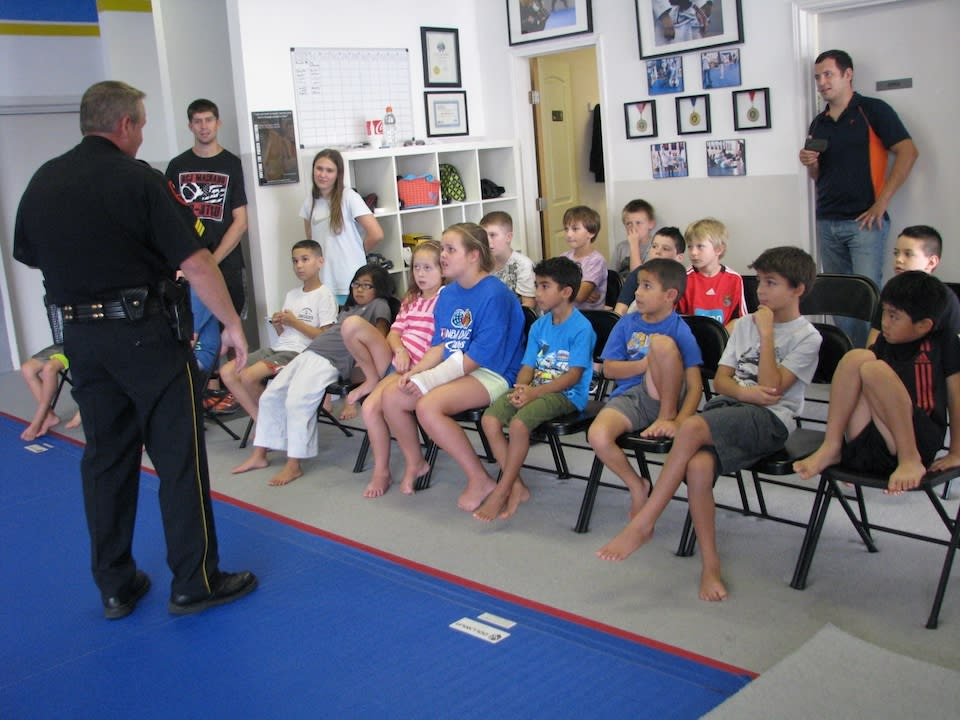 Kids Martial Arts Classes Lewisville