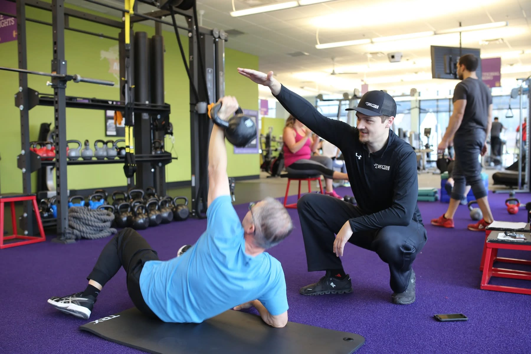Ageless Fitness Provides Fitness After Fifty
