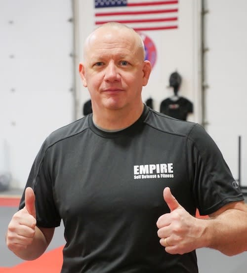 Alan Condon in Albany - Empire Self Defense & Fitness